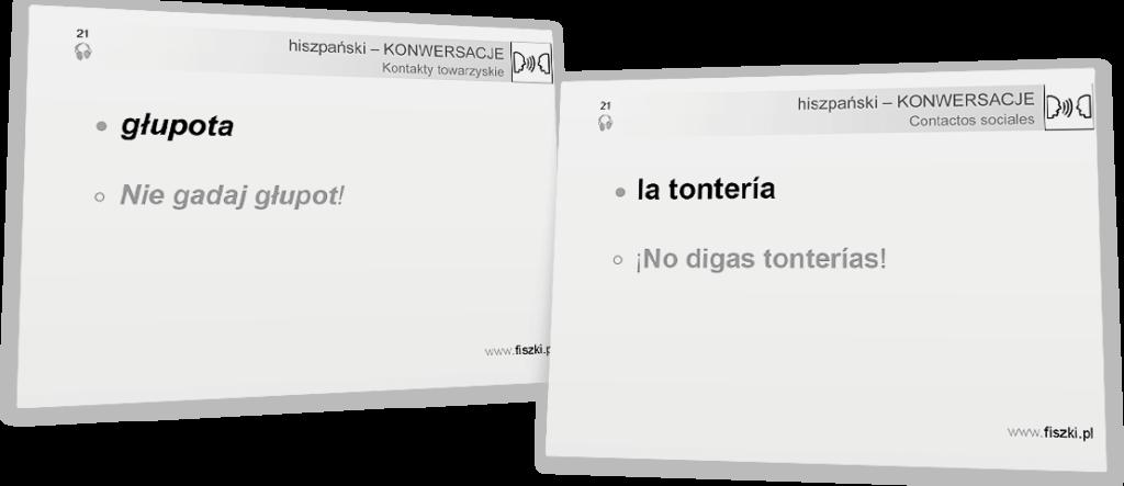 głupota po hiszpańsku