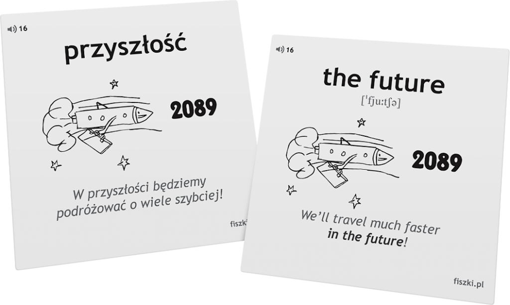przyszłość po angielsku