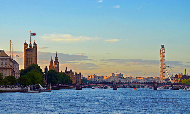 Londyn - Erasmus - reguła SMART
