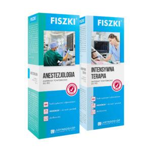 Fiszki zestaw anestezjologia i intensywna terapia