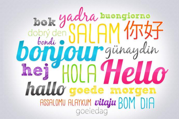 Podstawowe zwroty w językach obcych