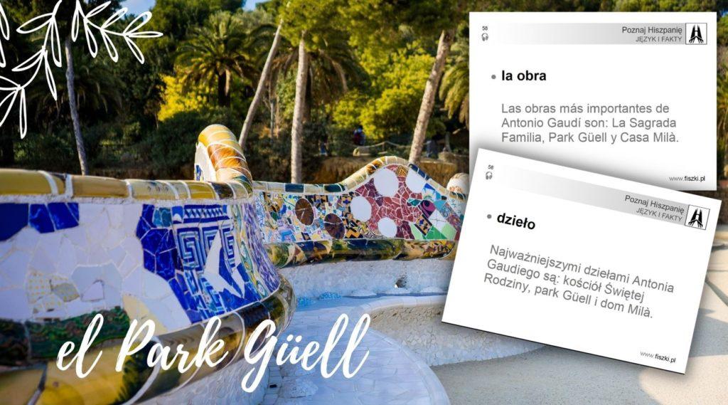 wirtualna wycieczka do Hiszpanii: dzieło