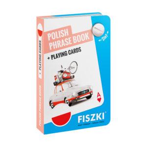Polskie rozmówki + karty 2w1