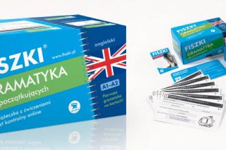 gramatyka angielska dla początkujących na kartach