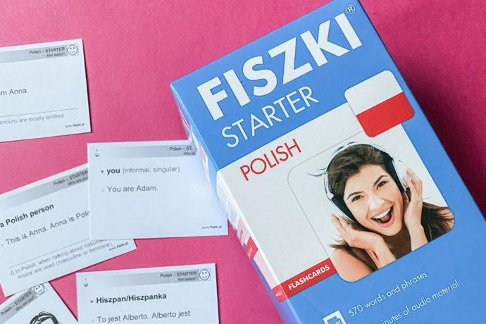 język polski dla obcokrajowców - Fiszki do nauki języka polskiego