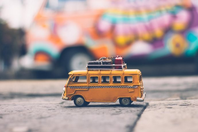 Słówka angielskie podróże