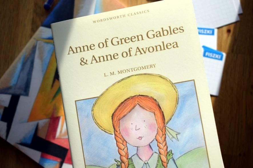 Ania z Zielonego Wzgórza angielski