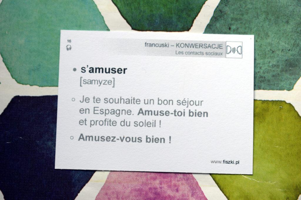 baw się dobrze po francusku