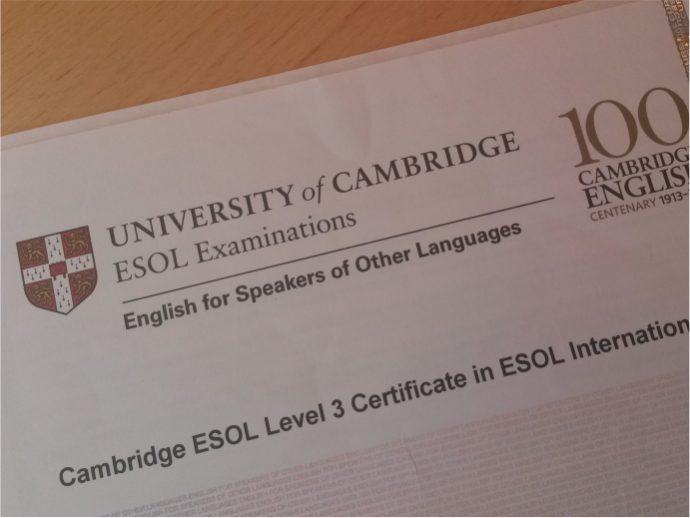 Certyfikat CPE