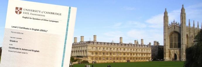Certyfikat CAE - Cambridge English: Advanced