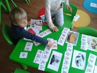 nauka chińskiego dla dzieci