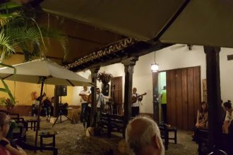 Piosenki po hiszpańsku na Kubie