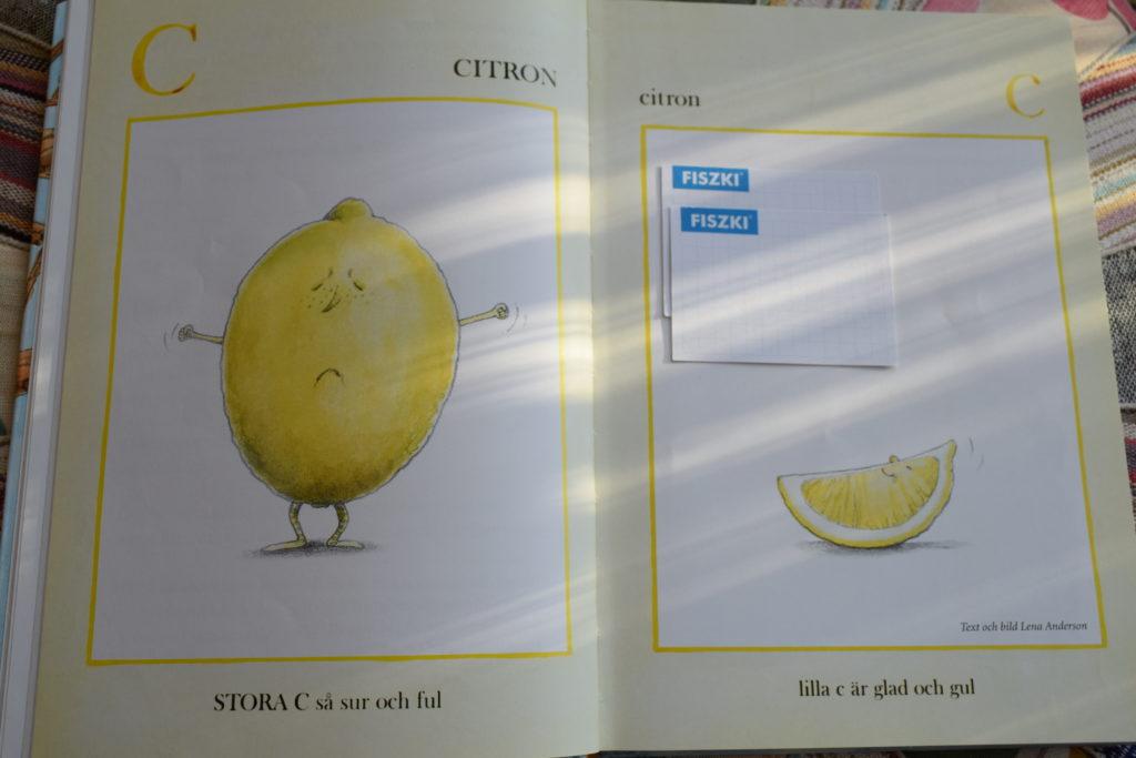 nauka języka z książek dla dzieci
