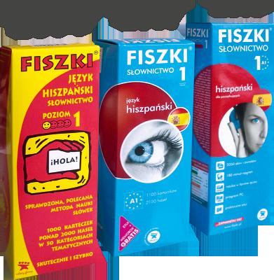 FISZKI - pudełko z 2004, 2007 i 2013 roku