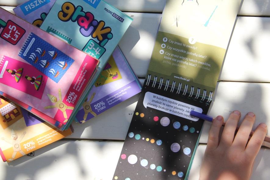 Grajki - zabawy edukacyjne dla przedszkolaków