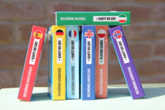 Rozmówki angielskie i do 6 innych języków