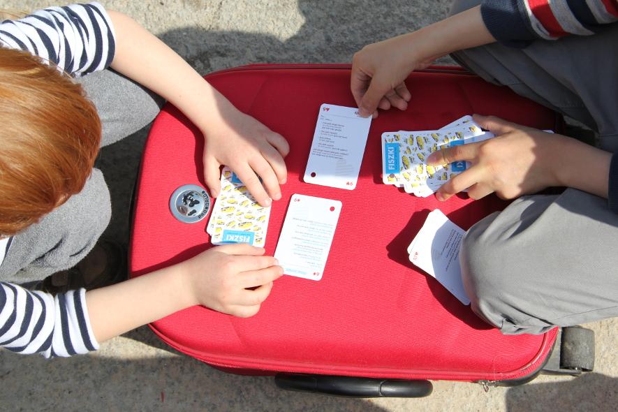 Rozmówki na kartach do gry