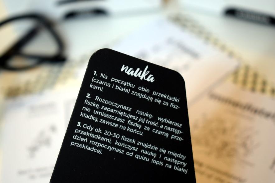 przekładka nauka z instrukcją, jak uczyć się angielskiego