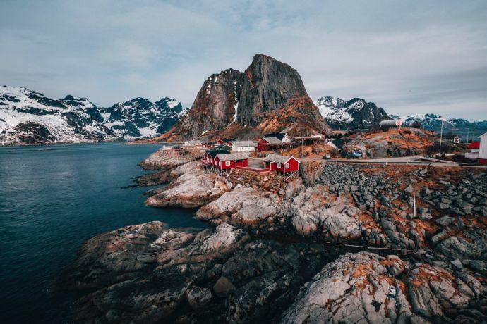 Norwegia- Lofoty