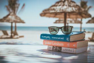 Nauka języka na wakacjach - książki po angielsku