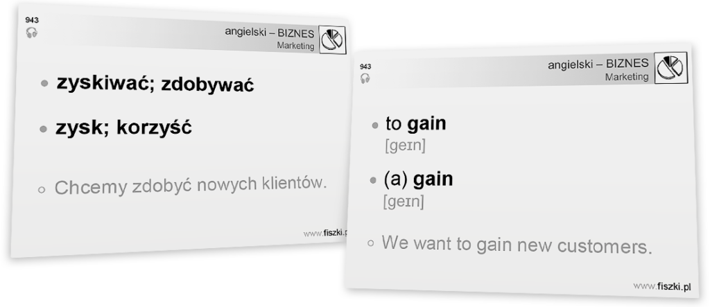 Business English to gain
