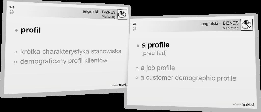 Business English a profile