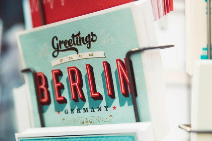 Pocztówki z Berlina