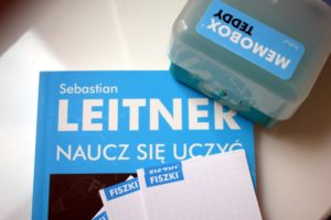 Naucz sie uczyc Leitner