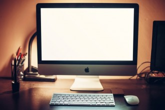 monitor i klawiatura