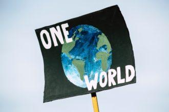 Dzień Ziemii - transparent