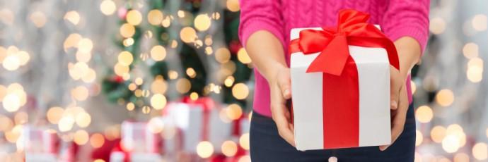 świąteczny prezent