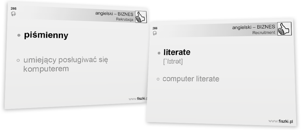 Angielski biznesowy obsługa komputera