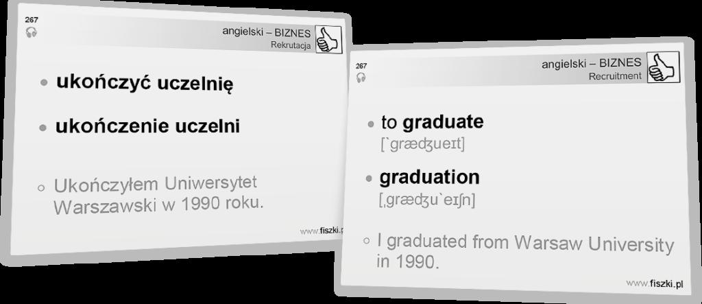 Angielski biznesowy ukończyć uczelnię