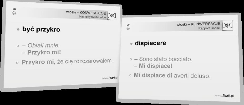 podstawowe zeroty po włosku pdf