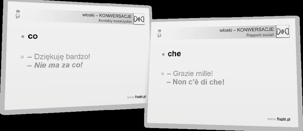 podstawy włoskiego