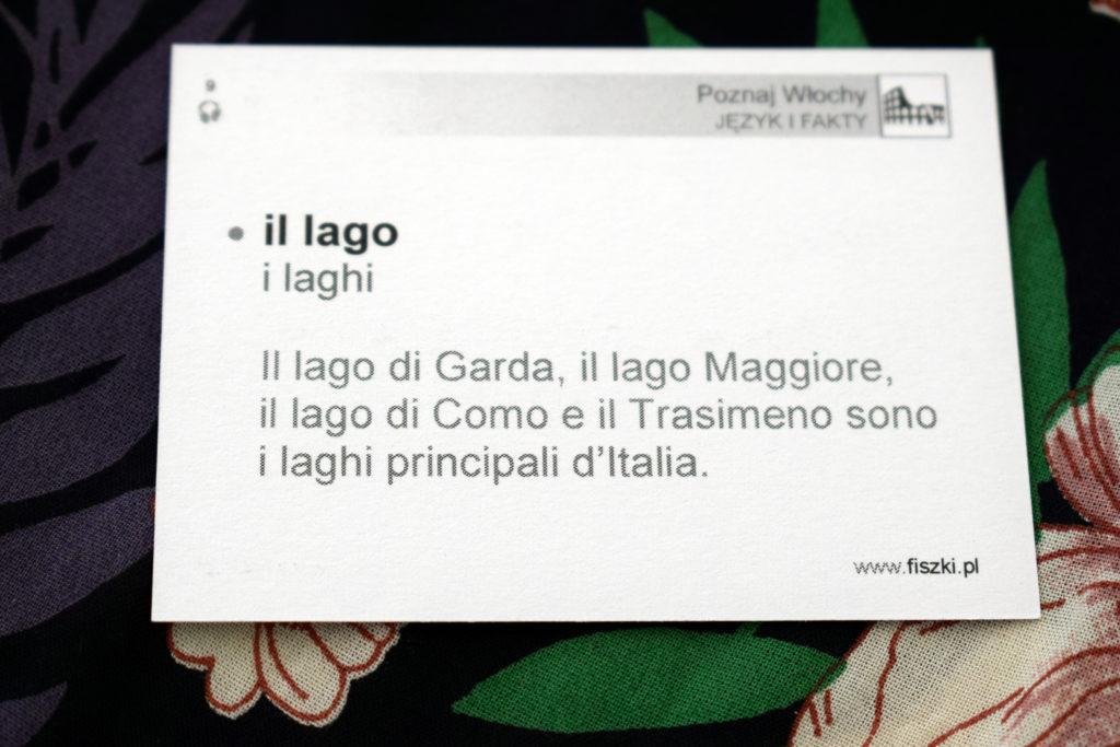 wirtualna wycieczka nad włoskie jezioro