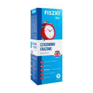 Fiszki czasowniki frazowe język angielski