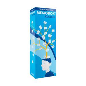 MEMOBOX classic- kartonowe pudełko do nauki