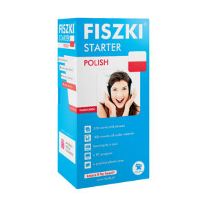 Fiszki Starter do nauki języka polskiego