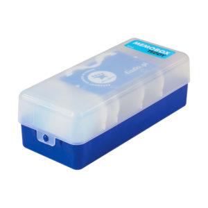 TEDDY BLUE – plastikowy MEMOBOX® pudełko do nauki
