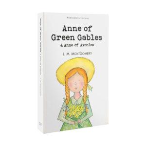 Książka Ania z Zielonego Wzgórza & Ania z Avonlea w języku angielskim