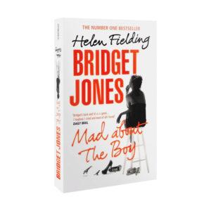 Książka Bridget Jones