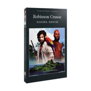 Książka Robinson Crusoe w języku angielskim