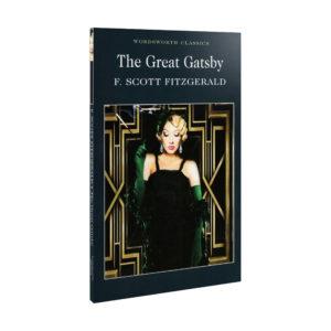 Książka The Great Gatsby w języku angielskim