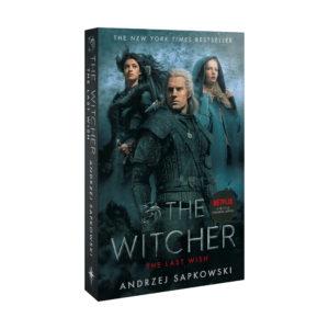 Książka seria Wiedźmin The Witcher The last wish