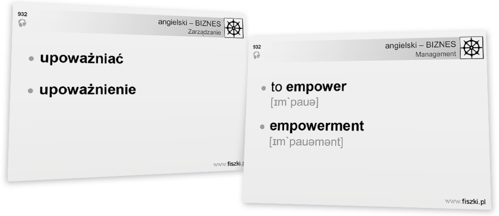 Business English to empower